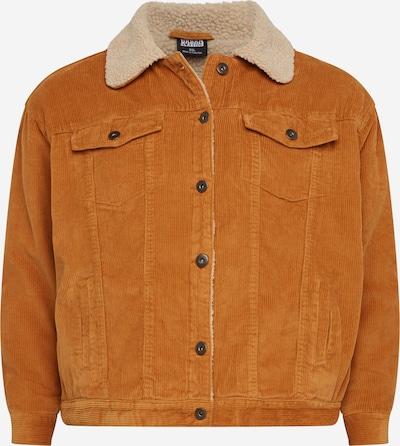 Urban Classics Curvy Prehodna jakna | bež / rjava barva, Prikaz izdelka