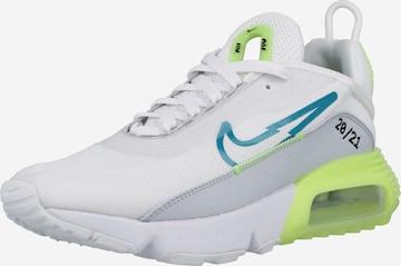 Baskets basses 'Air Max 2090' Nike Sportswear en blanc