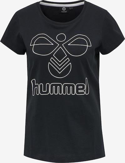 Hummel T-Shirt 'Senga' in schwarz / weiß, Produktansicht