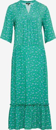 Mavi Kleid in blau / grün / weiß, Produktansicht