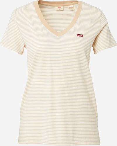 LEVI'S Shirts i fersken / hvid, Produktvisning
