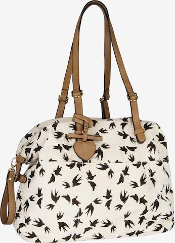 Six Handtasche in Weiß