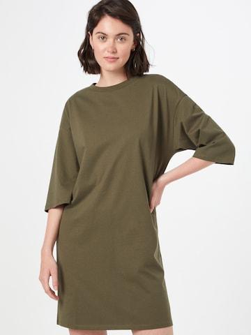 EDC BY ESPRIT Kleit, värv roheline