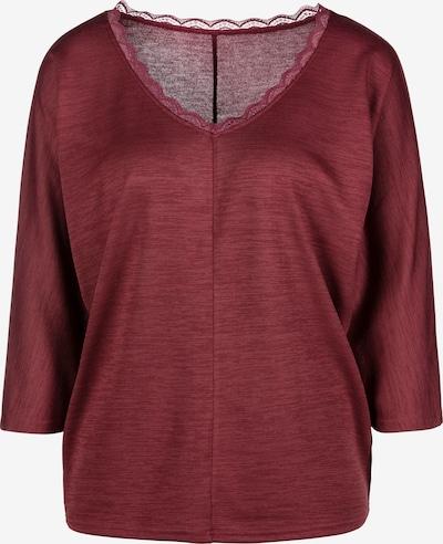 LASCANA Shirt in de kleur Bessen, Productweergave