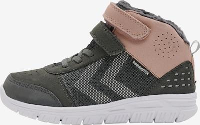 Hummel Sneaker High in grau, Produktansicht