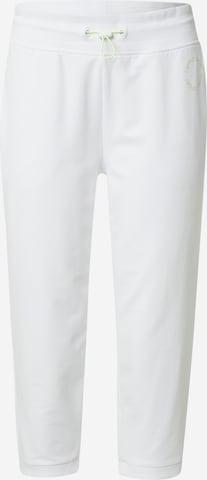 Pantalon de sport ESPRIT SPORT en blanc