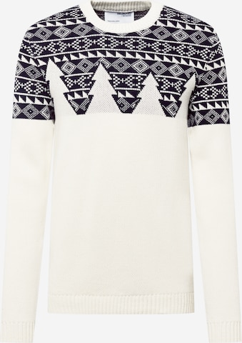 Pullover di SELECTED HOMME in bianco