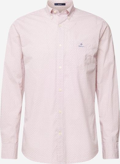 GANT Button Up Shirt in marine blue / Cherry red / White, Item view
