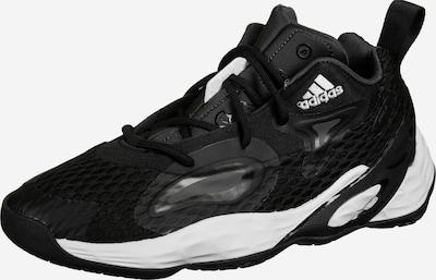 Pantofi sport 'Exhibit A' ADIDAS PERFORMANCE pe negru / alb, Vizualizare produs