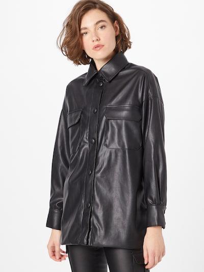 LTB Bluse 'Lebara' in schwarz, Modelansicht