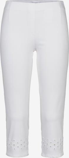 STEHMANN Hose in weiß, Produktansicht