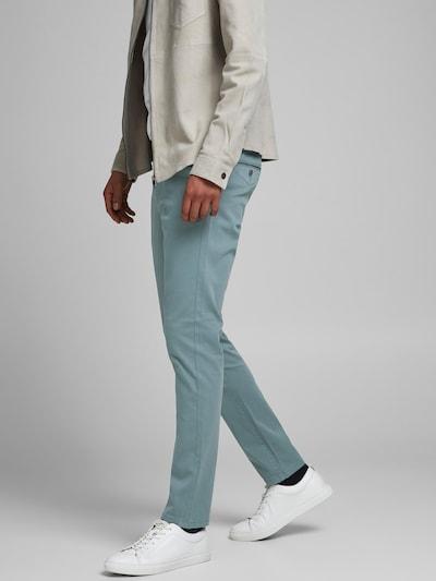 JACK & JONES Chino kalhoty - pastelově zelená, Model/ka
