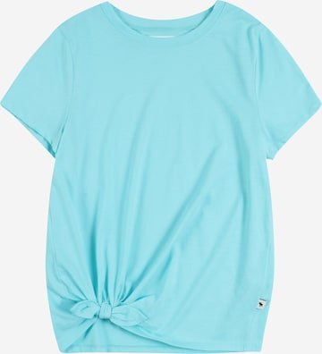 Abercrombie & Fitch T-Shirt 'MAY' in Blau