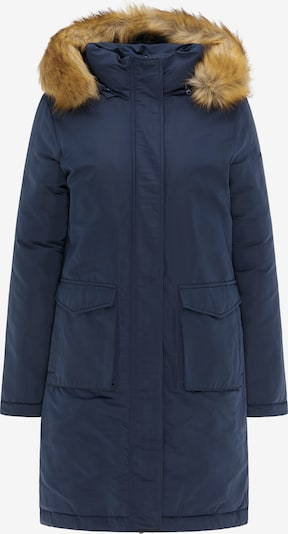 DreiMaster Klassik Winter coat in Dark blue, Item view