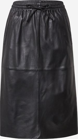 OAKWOOD Falda 'BAMBA' en negro, Vista del producto