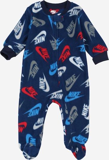 Kombinezonas iš Nike Sportswear , spalva - tamsiai mėlyna / šviesiai mėlyna / pilka / raudona / balta, Prekių apžvalga