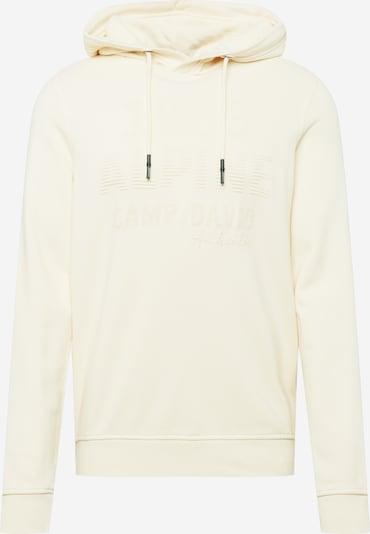 CAMP DAVID Sweatshirt in creme, Produktansicht