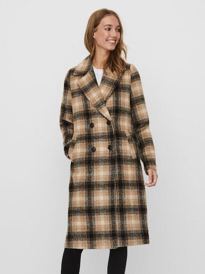 bézs / barna / fekete VERO MODA Átmeneti kabátok 'Hailey', Modell nézet
