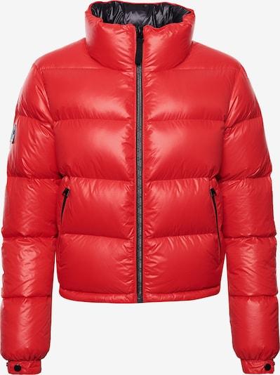 Superdry Veste d'hiver 'Alpine' en rouge, Vue avec produit