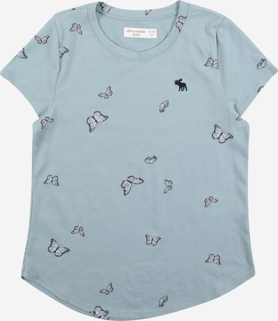 Abercrombie & Fitch T-Shirt in opal / schwarz / weiß, Produktansicht
