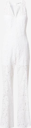 Tuta jumpsuit 'RACHAEL' GUESS di colore bianco, Visualizzazione prodotti
