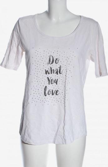 ESPRIT T-Shirt in M in schwarz / weiß, Produktansicht