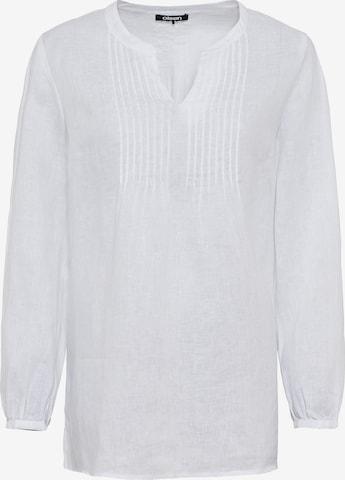 Olsen Blouse in White
