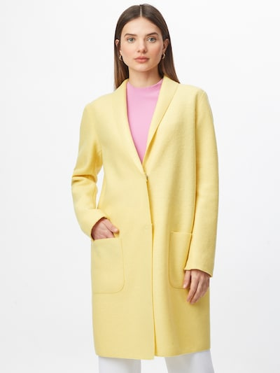 CINQUE Tussenmantel 'BELLUNO' in de kleur Geel, Modelweergave