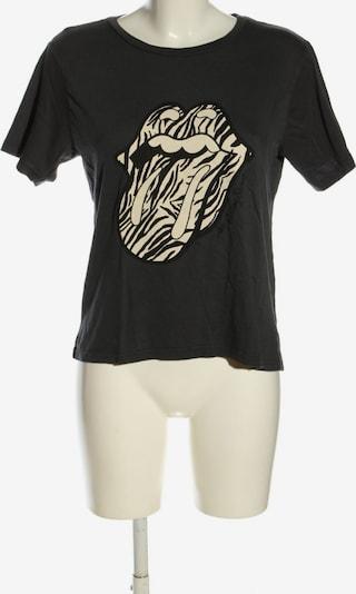 CATWALK JUNKIE T-Shirt in XS in schwarz / wollweiß, Produktansicht