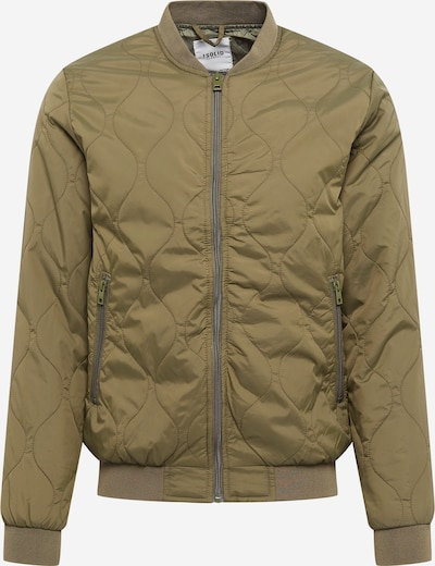 !Solid Jacke 'Perry' in oliv, Produktansicht