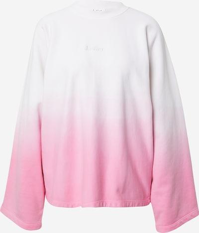 Bluză de molton 'Katharina' LeGer by Lena Gercke pe roz / alb, Vizualizare produs