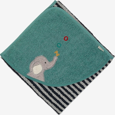 STERNTALER Handtuch in türkis, Produktansicht