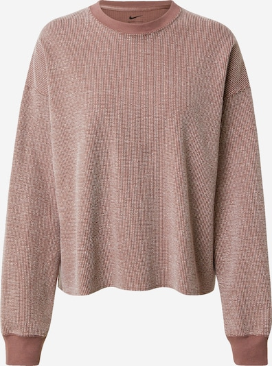 NIKE Pullover in mauve, Produktansicht
