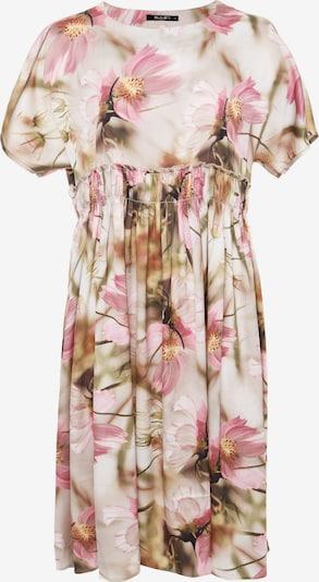 Madam-T Sommerkleid 'OFELIA' in beige / pink, Produktansicht