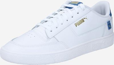 PUMA Sneaker in blau / gold / weiß, Produktansicht