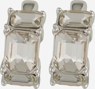 Lauren Ralph Lauren Pendientes en plata / transparente, Vista del producto