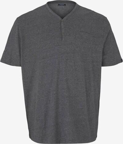 TOM TAILOR Men + Shirt in de kleur Grijs gemêleerd, Productweergave