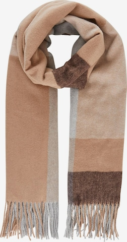 PIECES Scarf 'Jira' in Brown