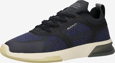 GANT Sneaker in blau / nachtblau / weiß, Produktansicht