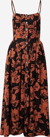 Free People Ljetna haljina u smeđa / crna, Pregled proizvoda