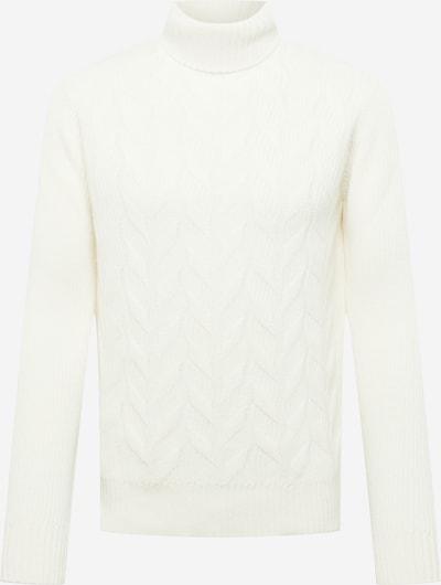 Oscar Jacobson Pullover 'Samir' in weiß, Produktansicht