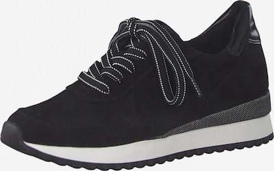 MARCO TOZZI Sneakers in Black / White, Item view