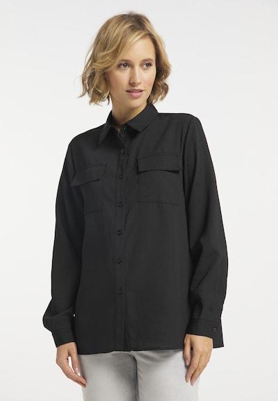 usha BLUE LABEL Bluse in schwarz, Modelansicht