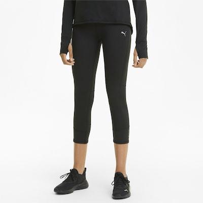 PUMA Leggings in de kleur Zwart, Modelweergave