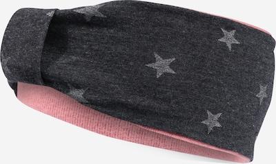 MAXIMO Čepice - stříbrně šedá / tmavě šedá / růžová, Produkt