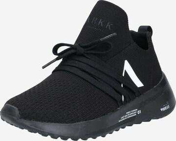 Sneaker low 'Raven' de la ARKK Copenhagen pe negru