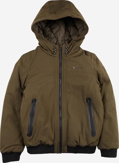 GARCIA Jacke in oliv / schwarz, Produktansicht