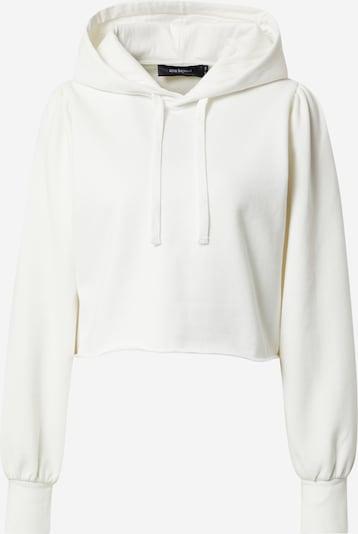 NU-IN Sweatshirt in de kleur Wit, Productweergave