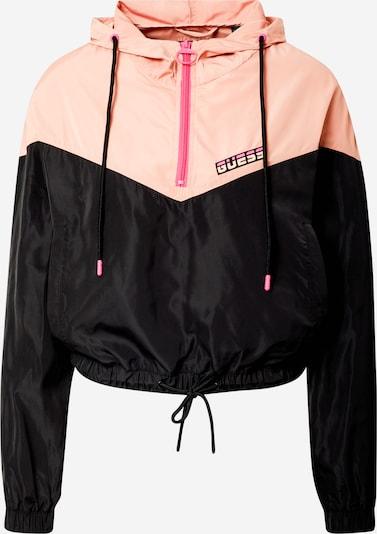 Geacă sport GUESS pe roz / negru, Vizualizare produs