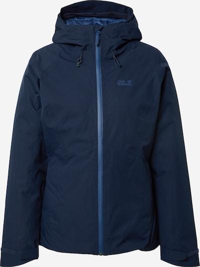 Geacă outdoor 'Argon Storm' JACK WOLFSKIN pe bleumarin, Vizualizare produs